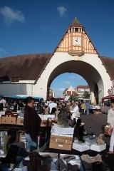 Marché couvert - Français:   Le marché couvert