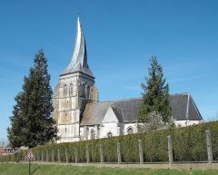 Eglise Saint-Omer -  Eglise de Verchin