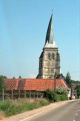 Eglise Saint-Omer - Français:   église de Verchin