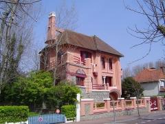 Villa Tata Ice -  Le Touquet-Paris-Plage (villa Tata Ice)