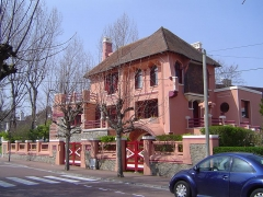 Villa Tata Ice - French architect