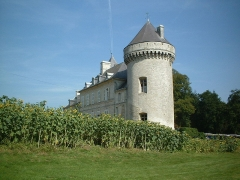 Château de Villers-Châtel -  Villers-Châtel