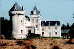 Château de Villers-Châtel -  Le chateau de Villers chatel