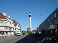 Phare de Calais -  Calais Nord Boulevard des alliés