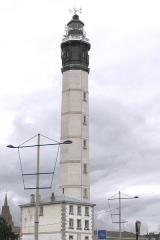 Phare de Calais - Lëtzebuergesch: De Liichttuerm vu Calais de 17. August 2008. Kategorie:Liichttierm a Frankräich