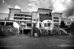 Ancien hôpital-sanatorium Sabourin -  Hôpital-sanatorium Sabourin [Clermont-Ferrand]