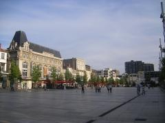 """Grand magasin """"les Galeries de Jaude"""" -  Clermont-Ferrand - Place de Jaude"""