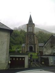 Eglise Saint-Pierre de Cette - Cette-Eygun, France