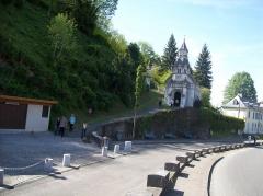 Calvaire et chemin de croix extérieur - Italiano: Seconda stazione della Via Crucis di Bétharram.