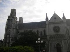 Eglise Saint-Jacques -  Église Saint-Jacques de Pau