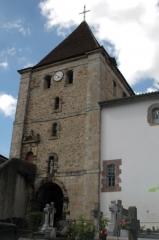 Eglise Notre-Dame de l'Assomption -  Louhossoa, l'église Notre-Dame-de-l'Assomption. Photo prise le 03/08/06 par Harrieta171
