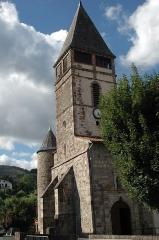 Eglise Saint-Etienne -  Saint-Étienne-de-Baïgorry, église Saint-Etienne. Photo prise le 03/08/06 par Harrieta171