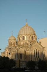 Eglise orthodoxe -  Biarritz, l'église orthodoxe