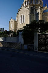 Eglise orthodoxe -  Orthodox Church - Biarritz, France