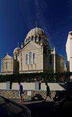 Eglise orthodoxe -  Orthodox Church - Biarritz, France