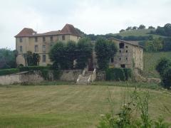 Château de Garro - English: Mendionde (Pyr-Atl, Fr) Château de Garro.