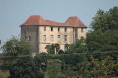 Château de Garro -  Mendionde, château de Garro