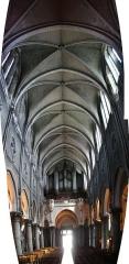 Eglise Saint-Martin - Dansk: Église Saint-Martin de Pau - en af kirkerne i Pau, Frankrig. (Billedet har Geotag-informationer gemt i EXIF)