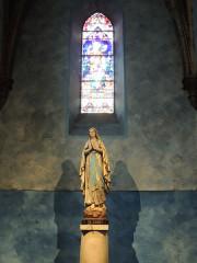 Eglise Saint-Martin - English: Fatima Virgin - Saint Martin Eglise - Pau - France