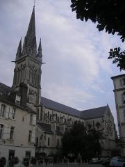 Eglise Saint-Martin -  Église Saint-Martin de Pau