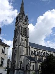 Eglise Saint-Martin -  église Saint Martin (Pau, 64)
