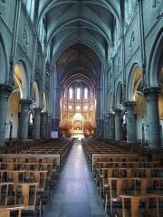 Eglise Saint-Martin - English: S. Martin Eglise - Pau - France