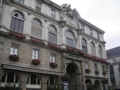 Mairie-théâtre -  Hôtel de ville de Pau