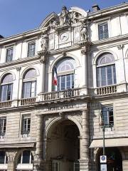 Mairie-théâtre -  Hôtel de ville de Pau (64)