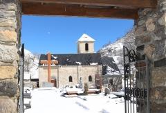 Eglise Notre-Dame du Bon Port de Gavarnie - Église Notre-Dame du bon Port de Gavarnie (Hautes-Pyrénées)