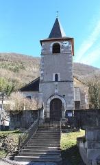 Eglise Saint-Michel - Église Saint-Michel de Bazus-Aure (Hautes-Pyrénées)