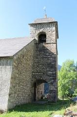 Église Saint-Pierre aux Liens d'Eget - Église Saint-Pierre-aux-Liens d'Eget (Hautes-Pyrénées)