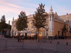 """Cinéma """"Castillet"""" - Русский: г. Перпиньян, Франция"""