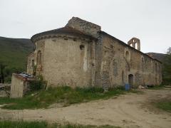 Chapelle de Corbiac - Català: Santa Maria de Corbiac, a Mosset