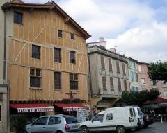 Maison Jourda (maison Jacomet) - Català: Casa antiga a Prada (Prades)