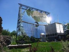 Four solaire de Mont-Louis - English: Four solaire de Mont-Louis