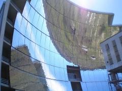 Four solaire d'Odeillo -  Forn solar d'Odelló