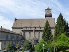 Eglise protestante Saint-Paul de Koenigshoffen - Français:   Strasbourg: église Saint-Paul de Koenigshoffen