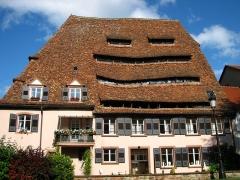 Ancien hôpital dit Maison du sel - Français:   La maison du sel (1448).