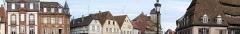 Ancien hôpital dit Maison du sel -  Weißenburg, Altes Salzhaus