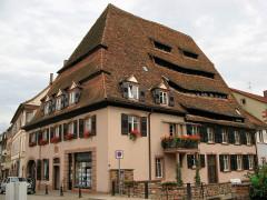 Ancien hôpital dit Maison du sel -  Wissembourg