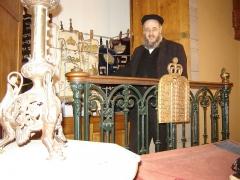 Synagogue - עברית: Diemeringen 2009