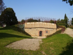 Fort Rapp, anciennement fort Moltke - English: Fort Rapp (also known as Fort Moltke)