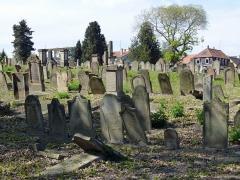 Cimetière juif de Koenigshoffen - Français:   Strasbourg: cimetière juif de Koenigshoffen
