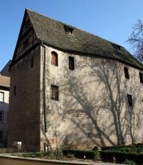 Grenier - Deutsch: Speicherhaus in Straßburg