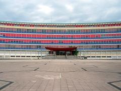 Faculté de Droit -  La Faculté de Droit de Strasbourg