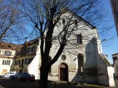 Ancien couvent des Dominicaines de Sylo - Français:   Ancien Couvent des Dominicaines de Sylo (Sélestat)