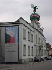 Distillerie Fernet-Branca - Deutsch: Espace d'Art Contemporain Fernet Branca in St-Louis (Frankreich) bei Basel.