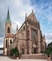 Eglise catholique Saint-Etienne - Hrvatski: Crkva 2009.