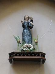 Eglise catholique Saint-Etienne - Français:   Intérieur de l\'église Saint-Étienne, Cernay (Haut-Rhin)