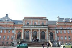 Etablissements de bains dits Bains municipaux -  Bains Municipaux, Mulhouse, Alsace, France